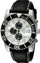 Sartego Men's SPC51-L Divers Watch with Unidirectional Rotating Bezel