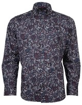 Jeff Banks AOP PAISLEY RICH CASUAL SLIM FIt