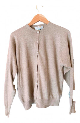 Ballantyne Brown Cashmere Knitwear