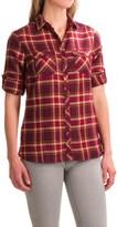 Craghoppers Valemont Flannel Shirt - Long Sleeve (For Women)