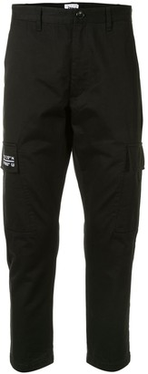Izzue Pocket-Detail Trousers