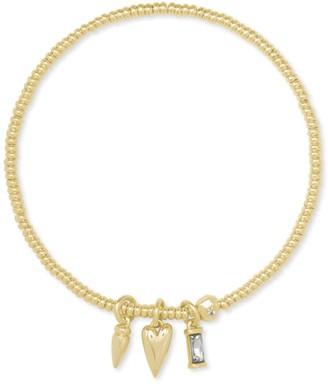 Kendra Scott Zoey Stretch Charm Bracelet