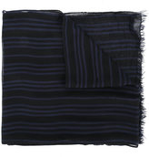 John Varvatos striped scarf