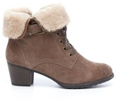 Hush Puppies Margarida Leather Ankle Boots