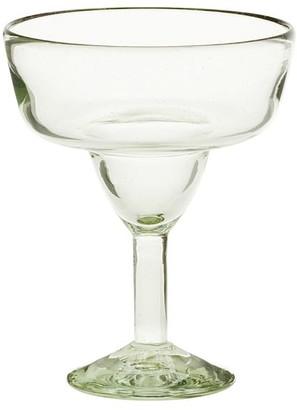 Pottery Barn Santino Recycled Margarita Glasses