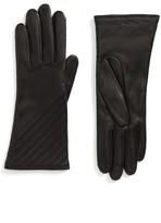 Rag & Bone Women's Slant Leather Gloves