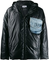 Duo contrast padded jacket