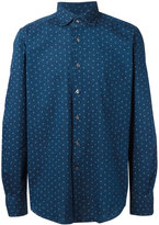 Glanshirt printed shirt - men - Cotton - 40