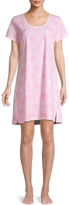 Carole Hochman Floral Sleepshirt