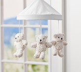 Pottery Barn Kids Sherpa Bear Mobile
