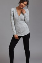 Dynamite High Rise Legging With Side Details