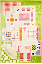 Luca & co LUCA & CO 3D PLAYHOUSE RUG