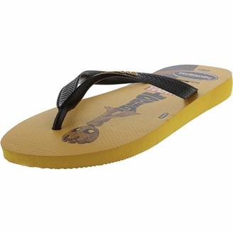 Havaianas Unisex's Top Marvel Flip Flop Sandal