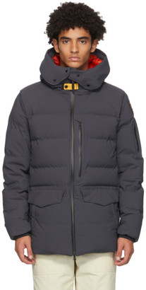 Parajumpers Grey Down Toukou Jacket