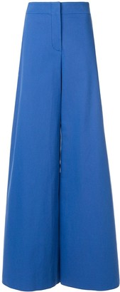 Emilio Pucci high-waisted palazzo pants