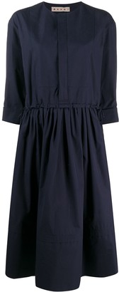 Marni Midi Shirt Dress