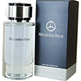 Mercedes Benz Eau De Toilette Spray for Men, 4.0 Ounce