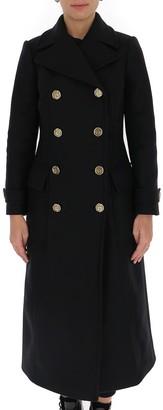 Elisabetta Franchi Double Breasted Coat