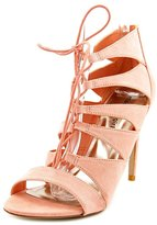 Madden-Girl Raceyyy Women US 11 Pink Sandals