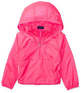 Ralph Lauren Girls 2-6x Hooded Windbreaker Jacket