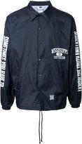 soe printed shell jacket - men - Nylon - One Size