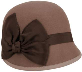 Nine West Bow Wool Hat