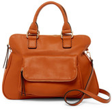 Urban Expressions Alice Vegan Leather Satchel