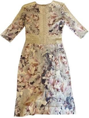 Francesco Scognamiglio Multicolour Dress for Women