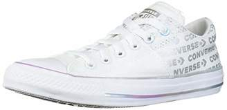 Converse Chuck Taylor All Star Madison Logo Print Low Top Sneaker