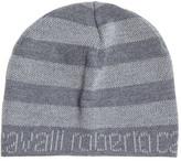 Roberto Cavalli Wool Beanie
