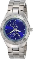 Disney Men's 59007-9 Stainless Steel Mickey Mouse Watch