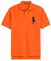 Polo Ralph Lauren Classic Fit Cotton Mesh Polo