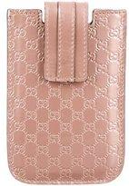 Gucci Microguccissima Phone Case