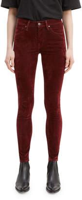 Levi's 721 Stretch-Velvet Skinny Jeans