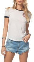 Rip Curl Women's Graphic Ringer Tee