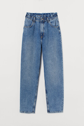 H&M Mom Loose-fit High Jeans