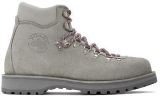 Diemme Grey Suede Roccia Vet Boots