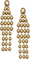 Rachel Zoe Women's Alma Glam Chandelier Earrings