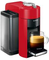 De'Longhi DeLonghi Nespresso Vertuo Coffee and Espresso Machine by De'Longhi, Red