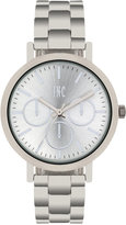 INC International Concepts Women's Two-Tone Bracelet Watch 38mm, Created for Macy's