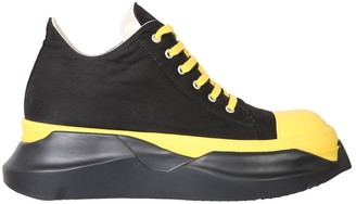 """Rick Owens Low Abstract"""" Sneakers"""