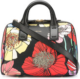 Paul Smith floral print tote - women - Calf Leather - One Size