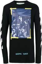Off-White Seeing Things long sleeve T-shirt