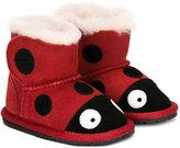 Emu ladybird boots