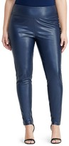 Lauren Ralph Lauren Plus Faux Leather Leggings