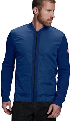 Canada Goose WindBridge Full-Zip Sweater - Men's