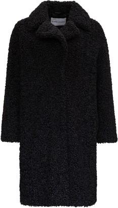 Stand Studio Camille Cocoon Teddy Coat