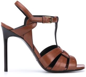 Saint Laurent Tribute 110mm sandals