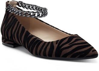 Jessica Simpson Lanna Ankle Strap Flat