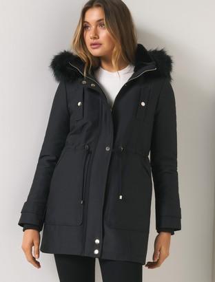 Ever New Anna Long Parka Jacket